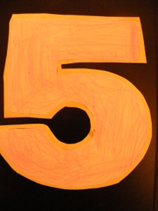 Lucy's number 5